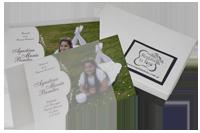 tarjetas en caja